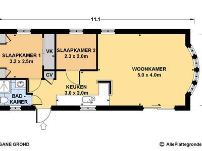 Wasbeeklaan 9 B75 in Warmond 2361 HG