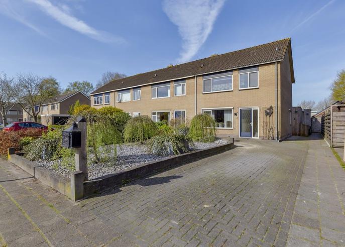 Meester Voortmanstraat 10 in Haulerwijk 8433 MK