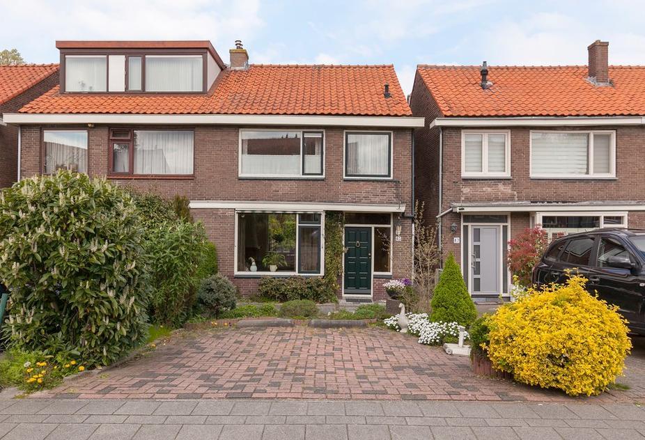 Zevenbergsedijkje 45 in Rotterdam 3079 DP