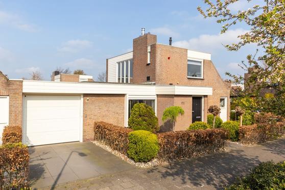 Laan Van Blois 172 in Beverwijk 1943 MP