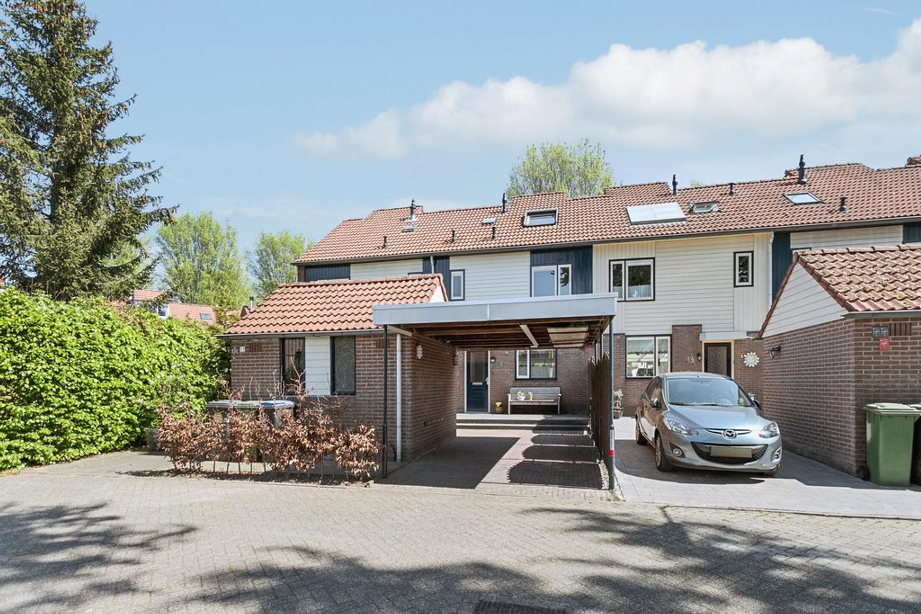 Wanroijhof 21 in Arnhem 6844 DN