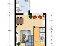 Koningin Julianastraat 29 in Berkenwoude 2825 BJ
