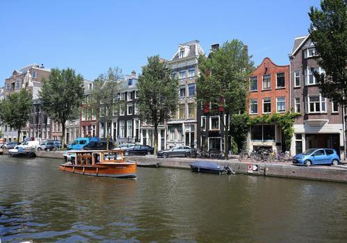 Leidsekruisstraat 4 2 in Amsterdam 1017 RH