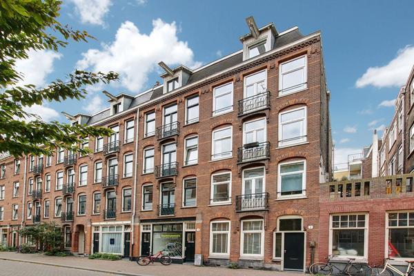 Groen Van Prinstererstraat 2 in Amsterdam 1051 EE