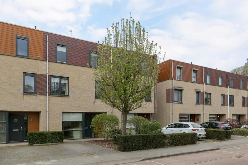 Alard Du Hamelstraat 15 in Eindhoven 5622 CC