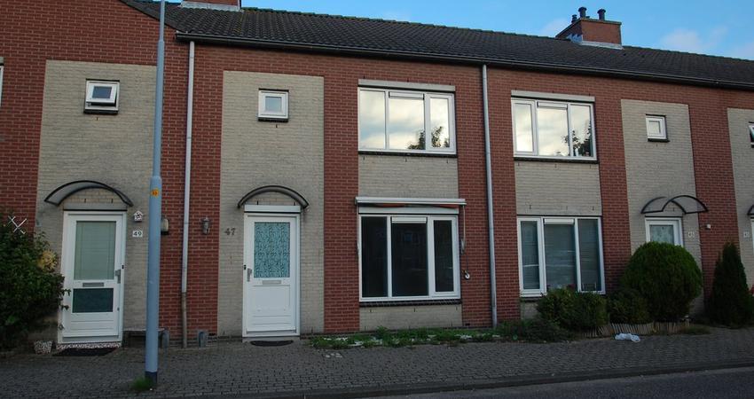 Etty Hillesumplantsoen 47 in Hoofddorp 2135 KK