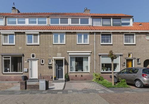 Vermeerstraat 54 in Sliedrecht 3362 XW