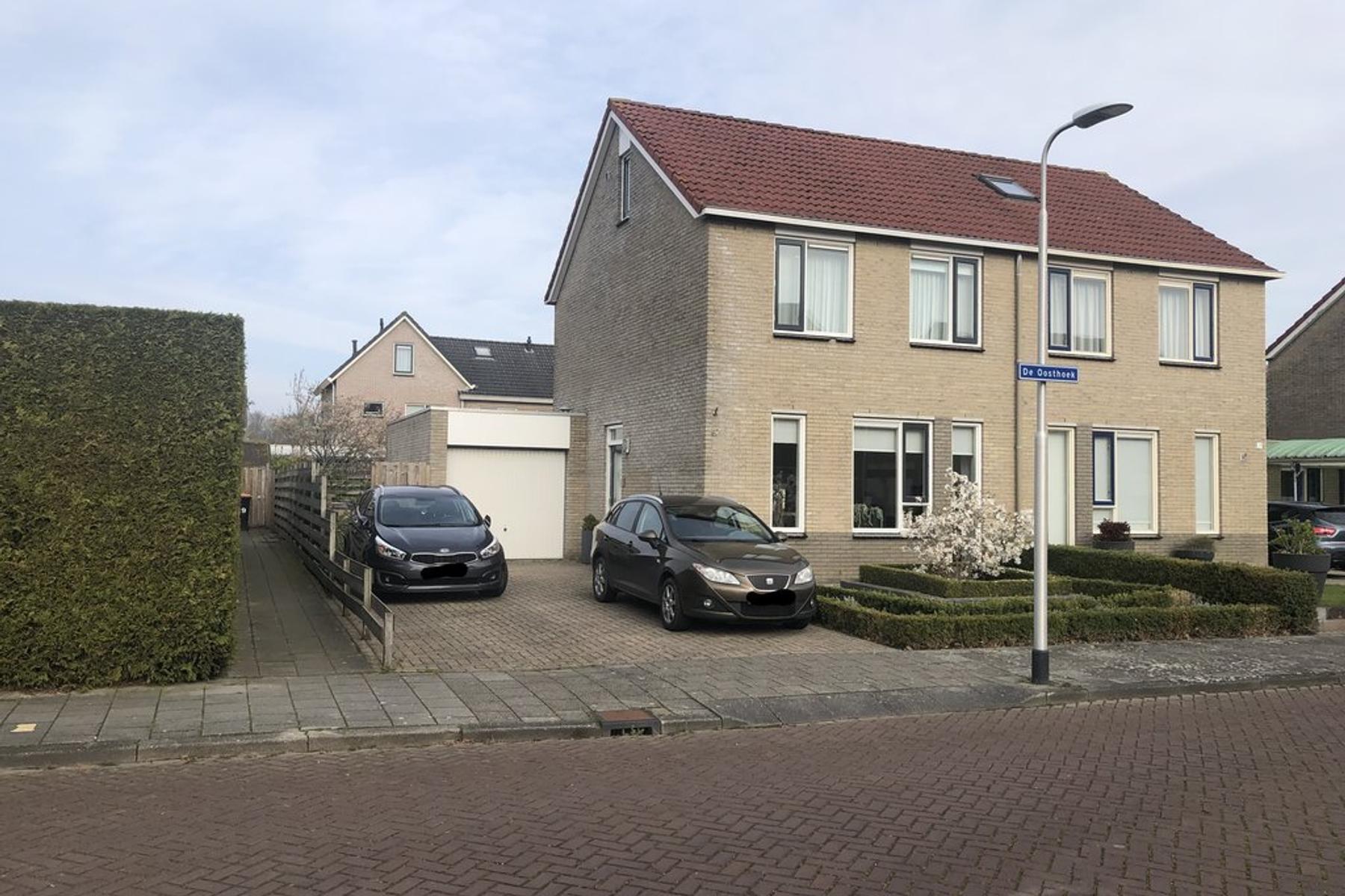 De Oosthoek 37 in Marknesse 8316 NM