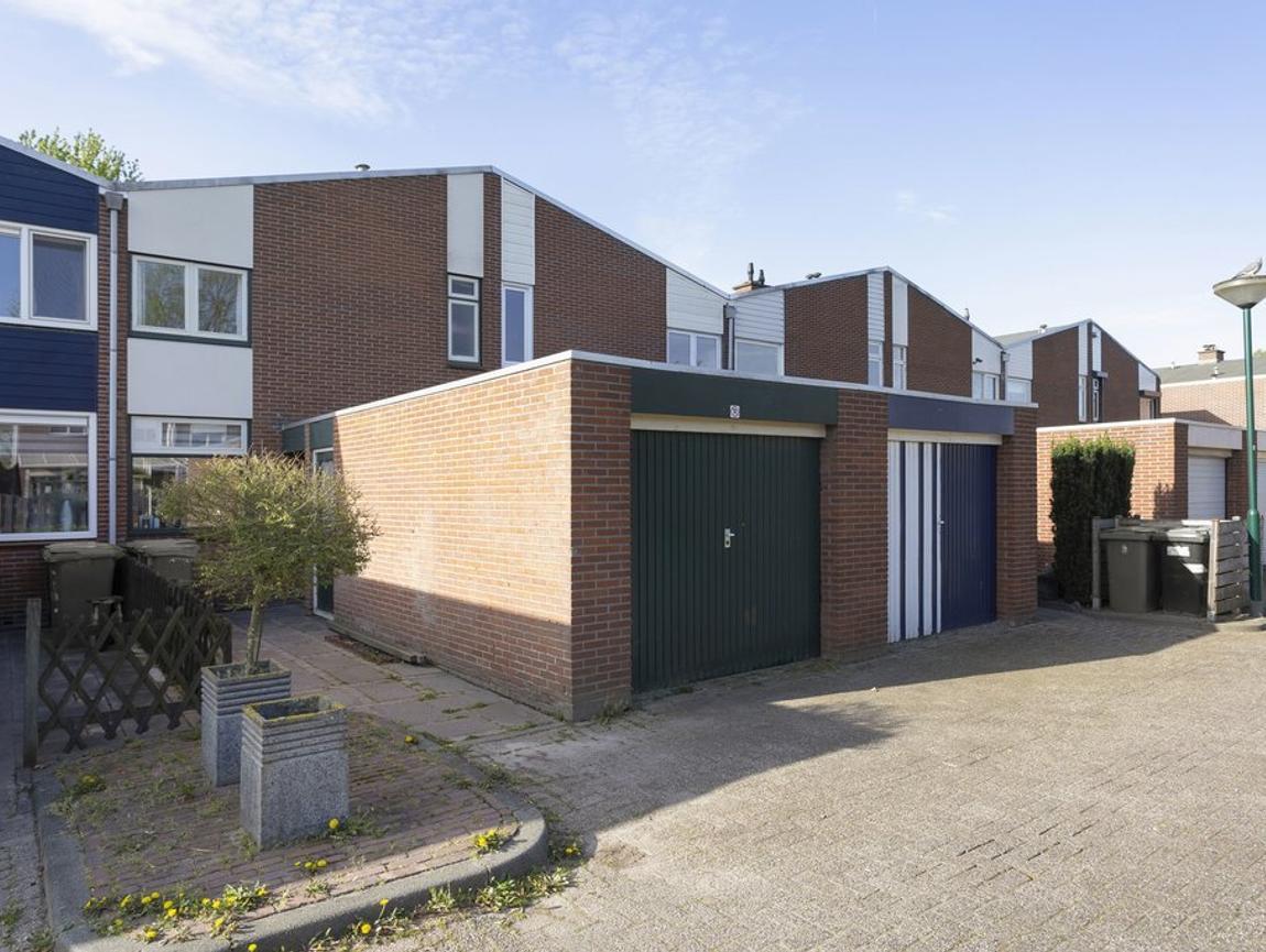 Dubbelmonde 43 in Zevenbergen 4761 NP
