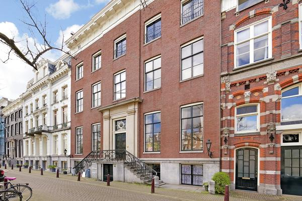 Keizersgracht 804 -B in Amsterdam 1017 ED