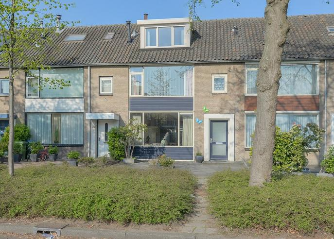 Oostendestraat 43 in Breda 4826 KM