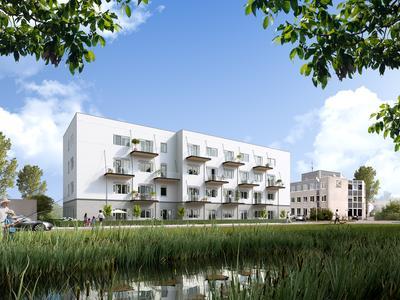 Appartement A1.5 (Bouwnummer 18) in Waddinxveen 2743 CC