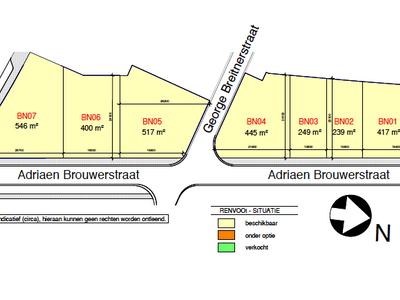 Adriaen Brouwerstraat Twee-Onder-Één-Kap in Hengelo 7556 PT