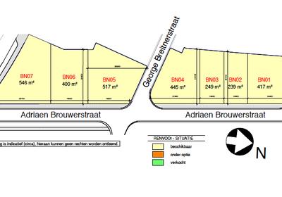 Adriaen Brouwerstraat Vrijstaand in Hengelo 7556 PT