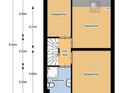 Monnickskamp 15 in Huizen 1273 JP