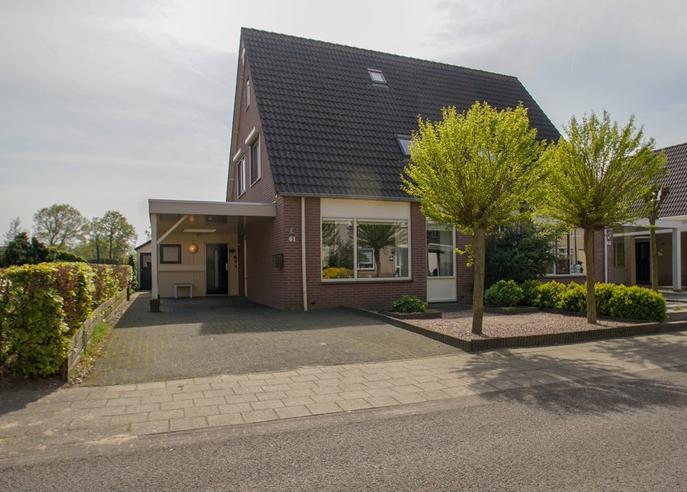 Ir. C.A. Kloosterhuisstraat 61 in Willemsoord 8338 SC