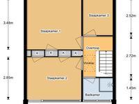 Surinamestraat 68 in Zwijndrecht 3333 AR