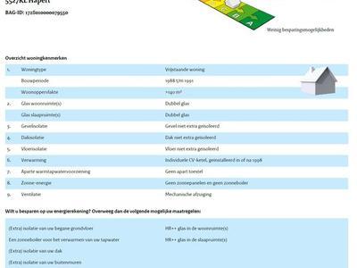 Akkerwinde 59 in Hapert 5527 KL