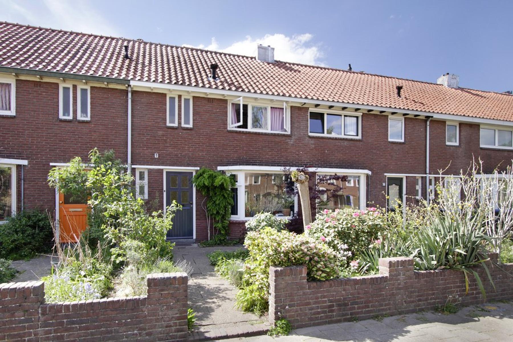 Nimrodstraat 32 in Nijmegen 6531 LG