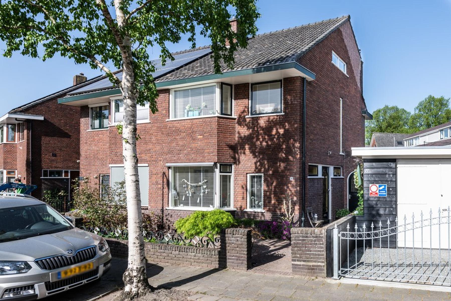 Nassaustraat 26 in Ridderkerk 2983 RH
