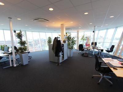 Zijlsingel 1 in Haarlem 2013 DN