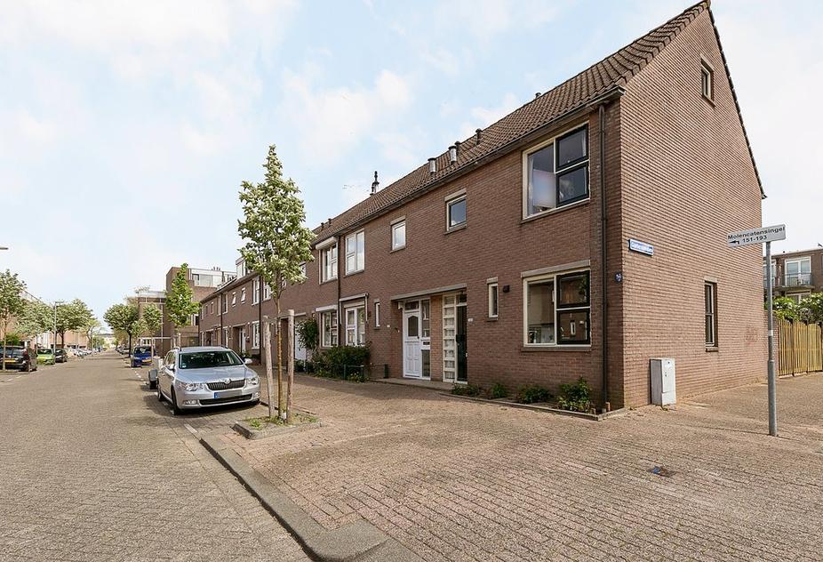 Houdringeweg 166 in Rotterdam 3077 KJ