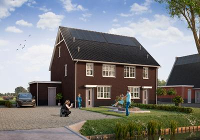 Bouwnummer in Stolwijk 2821 AC