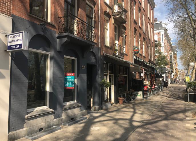 Ceintuurbaan 231 in Amsterdam 1074 CW