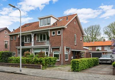 Maasstraat 11 in IJmuiden 1972 ZA