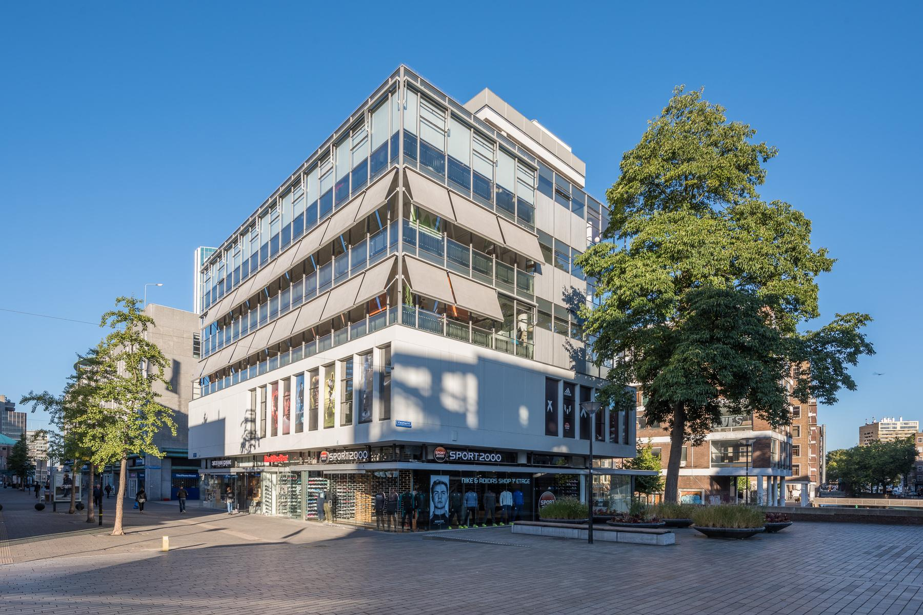 Vlasmarkt 1 in Rotterdam 3011 PW