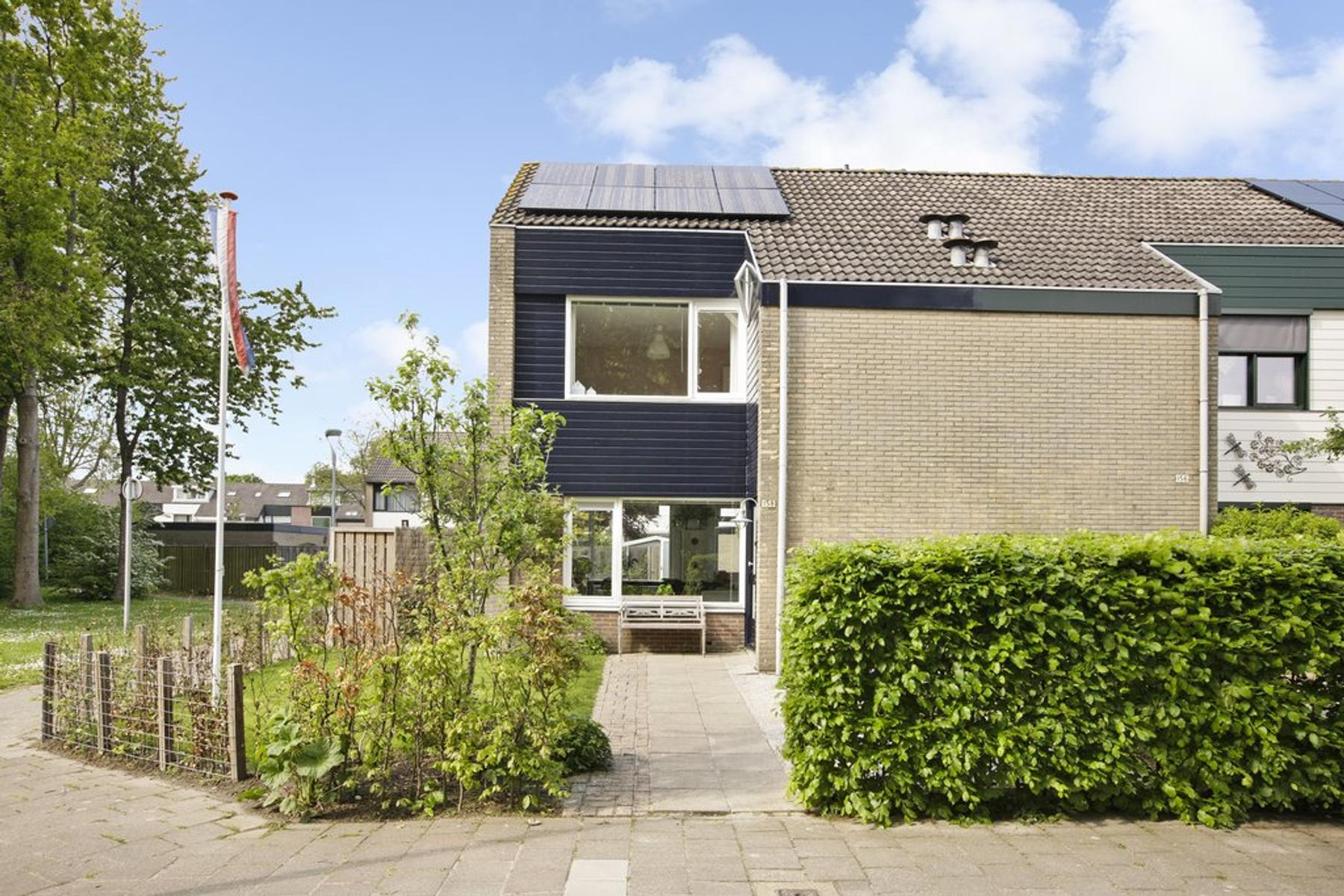 Wilsonstraat 158 in Hoofddorp 2131 PX