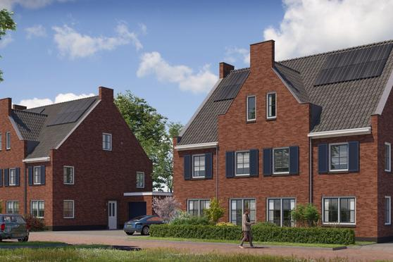 Bouwnummer 13 in Gorinchem 4208