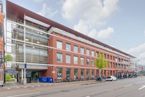 Wilhelminastraat 12 in Haarlem 2011 VM