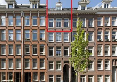 Van Oldenbarneveldtstraat 100 Iii/Iv in Amsterdam 1052 KJ