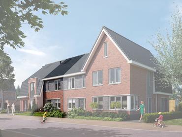 Bouwnummer 8 in Nijkerkerveen 3864 MX