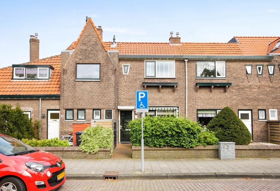 Middenweg 78 in Haarlem 2024 XD