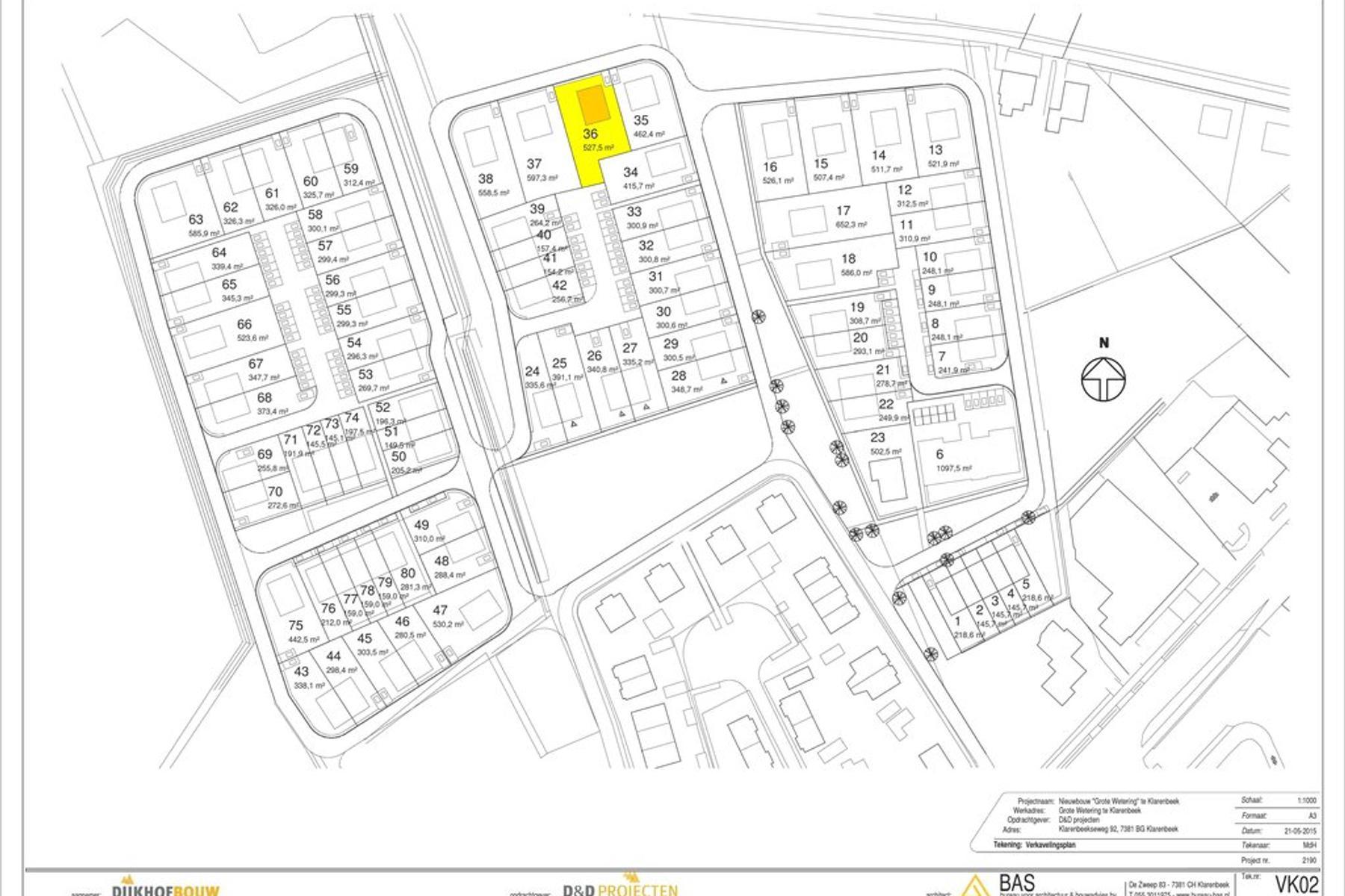Fluitenkruid Bnr 36 in Klarenbeek 7382 CK