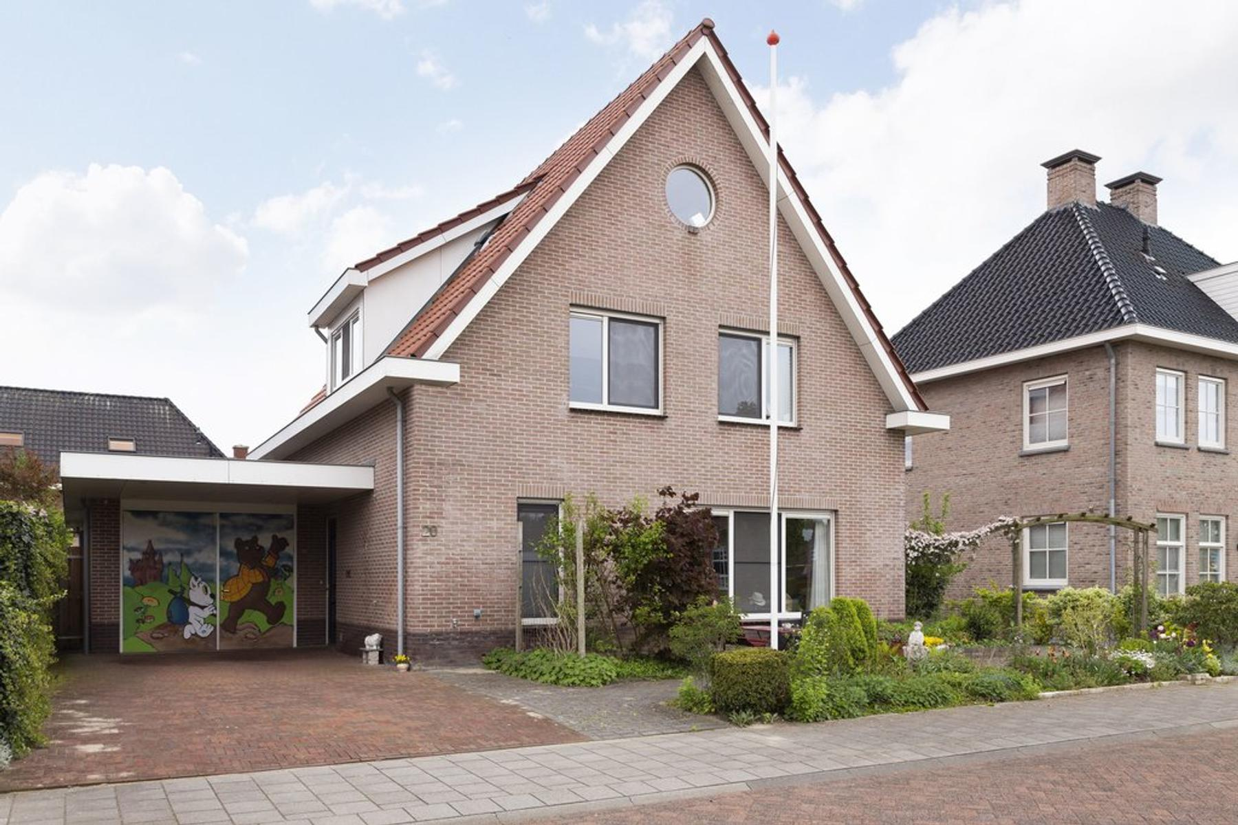 Kwekerije 20 in Kampen 8266 KH