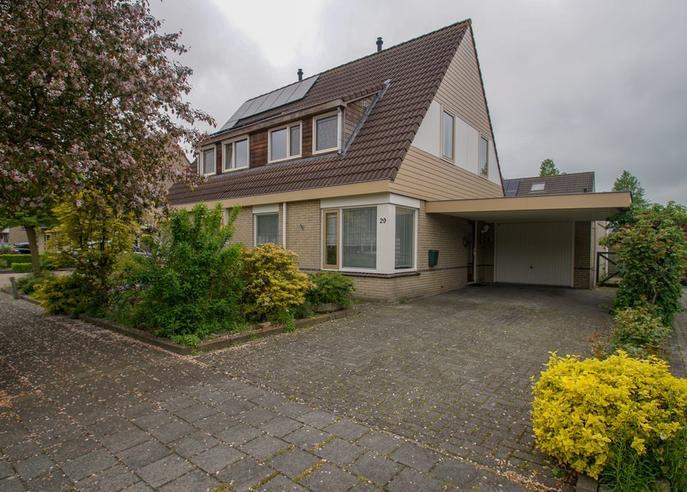 De Kwekerije 29 in Noordwolde 8391 LG