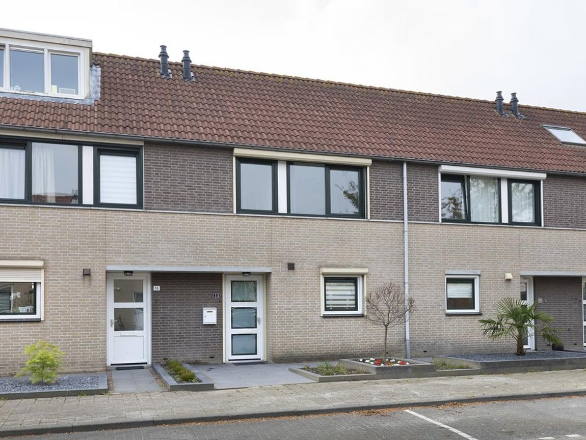 Tienkamp 14 in Etten-Leur 4873 DE