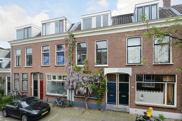 Kapelstraat 33 in Utrecht 3572 CJ