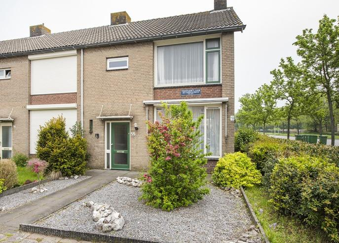 Toussaintlaan 55 in Roosendaal 4707 NA
