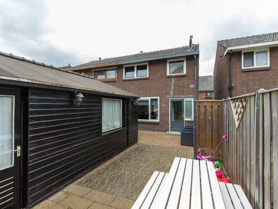 Paul Krugerstraat 65 in Ridderkerk 2987 BR