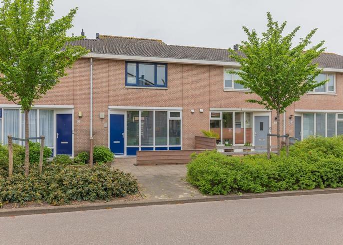 Anna De Waalstraat 14 in Hoofddorp 2135 NS