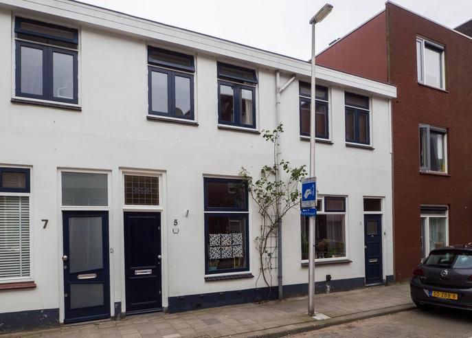 Blokstraat 5 in Utrecht 3513 VK