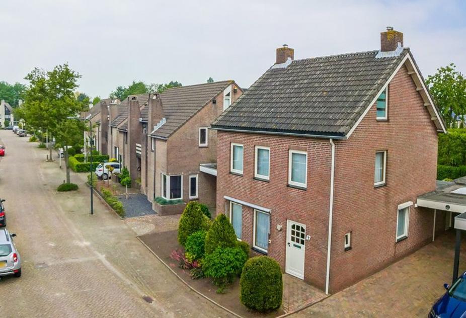 Vossenberg 67 in Prinsenbeek 4841 JB