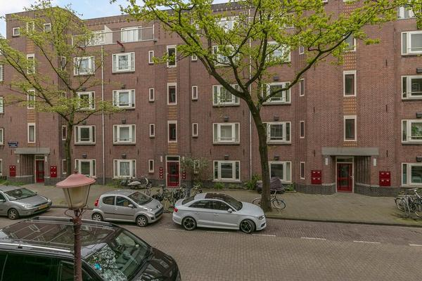 Albert Luthulistraat 7 A in Amsterdam 1091 NP