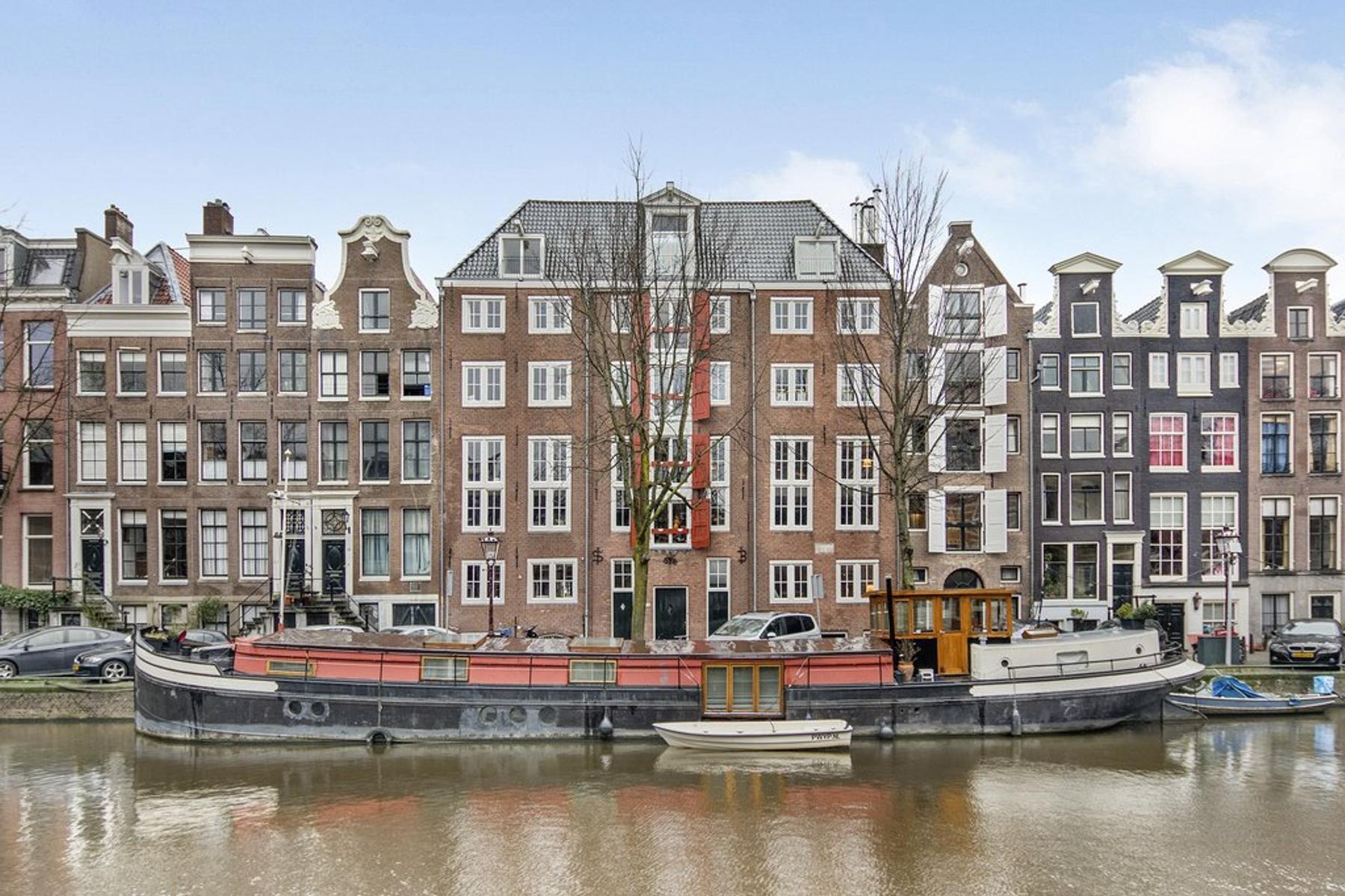 Prinsengracht 1035 -D in Amsterdam 1017 KP