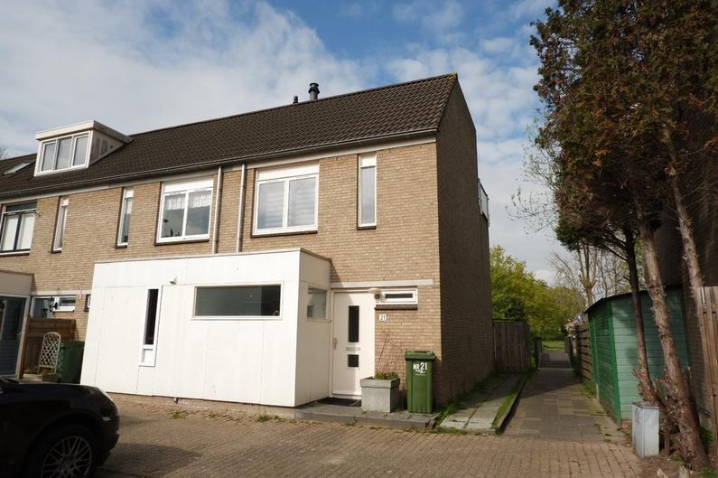 Keverborgstraat 21 in Rotterdam 3077 RA