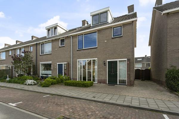 Kriekenhofstraat 36 in Middelburg 4337 KJ